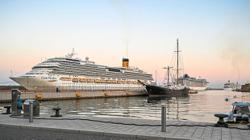 Cruise ships returning to sea in Europe