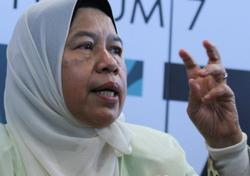 Zuraida on home quarantine after contact with Covid-19 individual