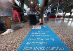 After six months, Germany lifts blanket world travel warning