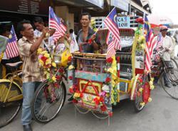 Help needed to protect trishaw heritage in Terengganu's Pasar Payang