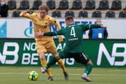 Milan sign Norwegian striker Hauge from Bodo/Glimt