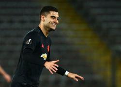 Man United's Pereira joins Lazio on season-long loan