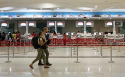 Travel plans put on hold