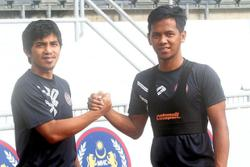 Faizal and Fitri grateful for national team recall