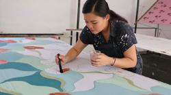 Malaysian designer collaborates with British Council to promote batik globally