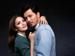Celebrity couple Fazura and Fattah Amin welcome baby girl
