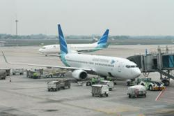 Garuda Indonesia holds plane 'face mask' design contest