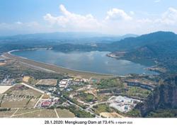Penang to take back dam