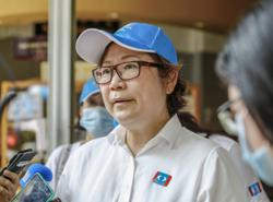 PAS representation in Sabah assembly unacceptable, says PKR's Christina Liew