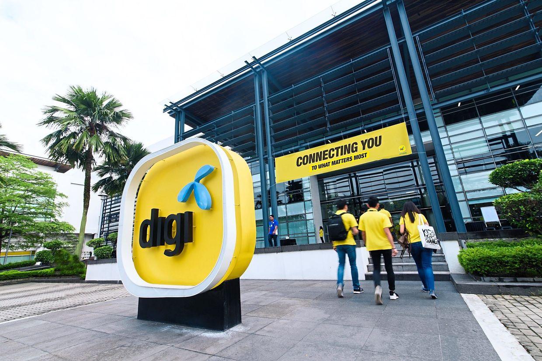 Digi is extending wired broadband coverage to selected areas in Melaka, Perak and Cyberjaya. — Digi