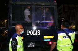 Cops issue compounds to 180 patrons of Kuala Lumpur entertainment outlet (Updated)