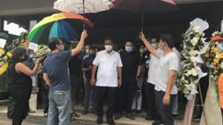Shafie Apdal, Warisan Plus leaders pay last respects to late Batu Sapi MP