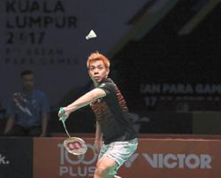 Rashid urges Liek Hou to make full use of quality training