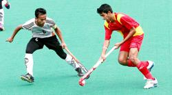 Young Pavandip has fight on his hand to win spot in national team