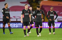 Liverpool's Villa defeat embarrassing and unacceptable, says Robertson