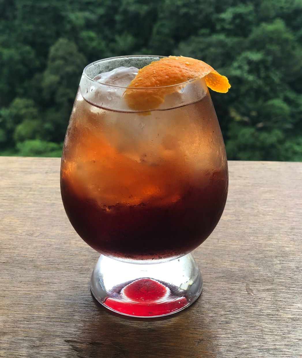 """The Americano is considered the """"father"""" of the Negroni."""