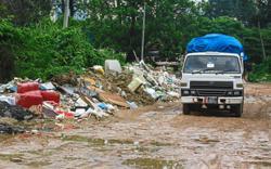 Illegal rubbish dumping affects flat residents in Jinjang Utara