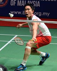 Momota and other Japanese top seeds withdraw from Denmark Open