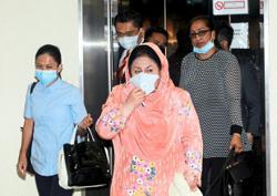 Officer 'wrote complaint to start Rosmah probe'