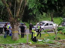 Body of woman found stuffed in suitcase in Sibu
