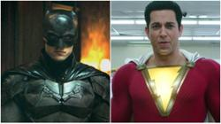 'The Batman', 'Shazam 2', 'Dune', 'The Flash' release delayed