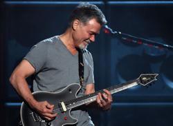 Guitar legend Eddie Van Halen dead at 65 from cancer