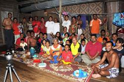 One act of kindness changed the lives of this Orang Asli family