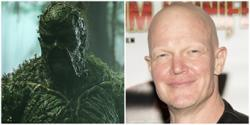 'Swamp Thing' star Derek Mears is OK with being a monster