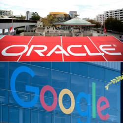 Google, Oracle meet in copyright clash at Supreme Court