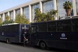 Greek police fire teargas into crowds outside appeals court after Golden Dawn verdict