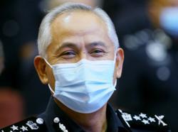 Deputy IGP: Five cops arrested in money laundering probe