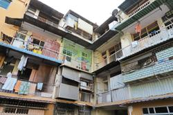 Urban renewal plans on hold