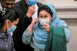 Rosmah's defence slams investigator's lack of legwork