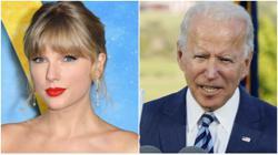 Pop star Taylor Swift endorses Joe Biden for president