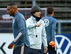 Germany's Loew cuts five players for Nations League games