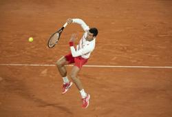 Factbox: Novak Djokovic v Stefanos Tsitsipas