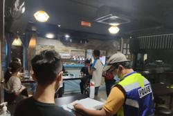 Covid-19: 21 fined RM1,000 each for non-compliance with SOP