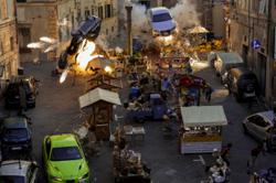 Some 80 VFX shots in Michael Bay film '6 Underground' done by Malaysian artists