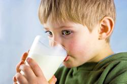 Your child's immunity is best built with natural foods