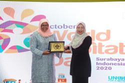 MPSJ gets UN-Habitat's Scroll of Honour Award