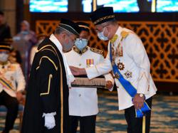 Melaka bestows awards and medals on 190 on 71st birthday of governor