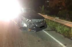 Man killed trying to cross Pasir Gudang Highway