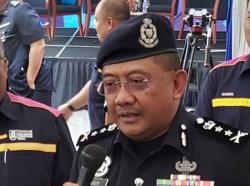 Melaka police have tightened maritime border controls, says state police chief