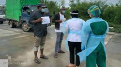 Thailand: Myanmar truck drivers who tested positive for Covid-19 'visited Mae Sot market'