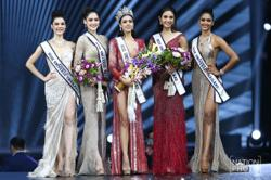 Thai-Canadian model crowned Miss Universe Thailand