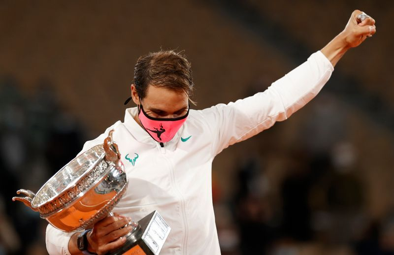 Tennis Factbox French Open Champion Rafael Nadal The Star