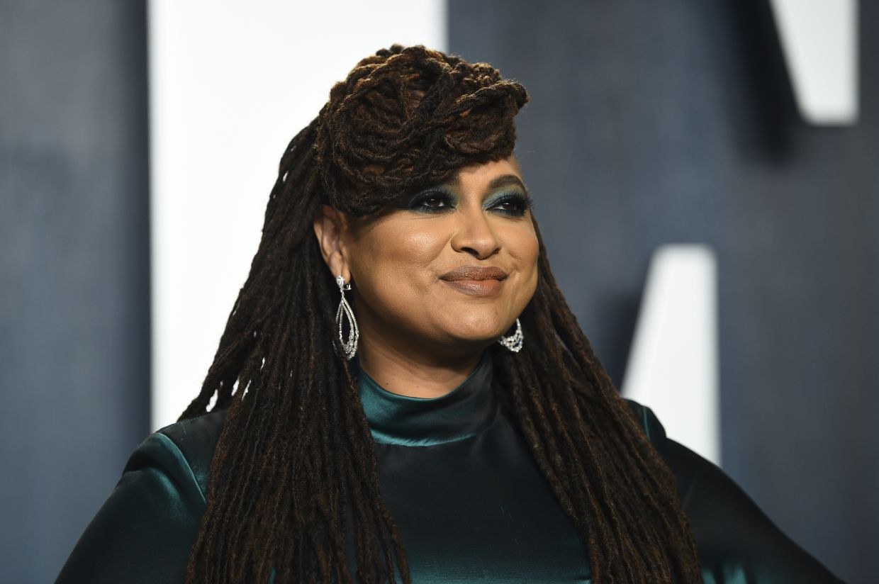 US filmmaker Ava DuVernay was one of the speakers at the Countdown Global Launch 2020 on October 10, 2020. Photo: AP