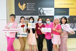 Nutrition care for breast cancer survivors through partnership