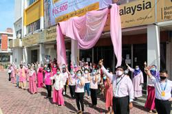 Free breast screening for underprivileged women