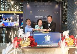 Final block of Lavile Kuala Lumpur by Orando Holdings launched